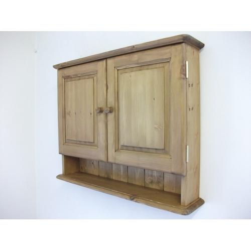 2 door, bathroom cabinet. W72cm.